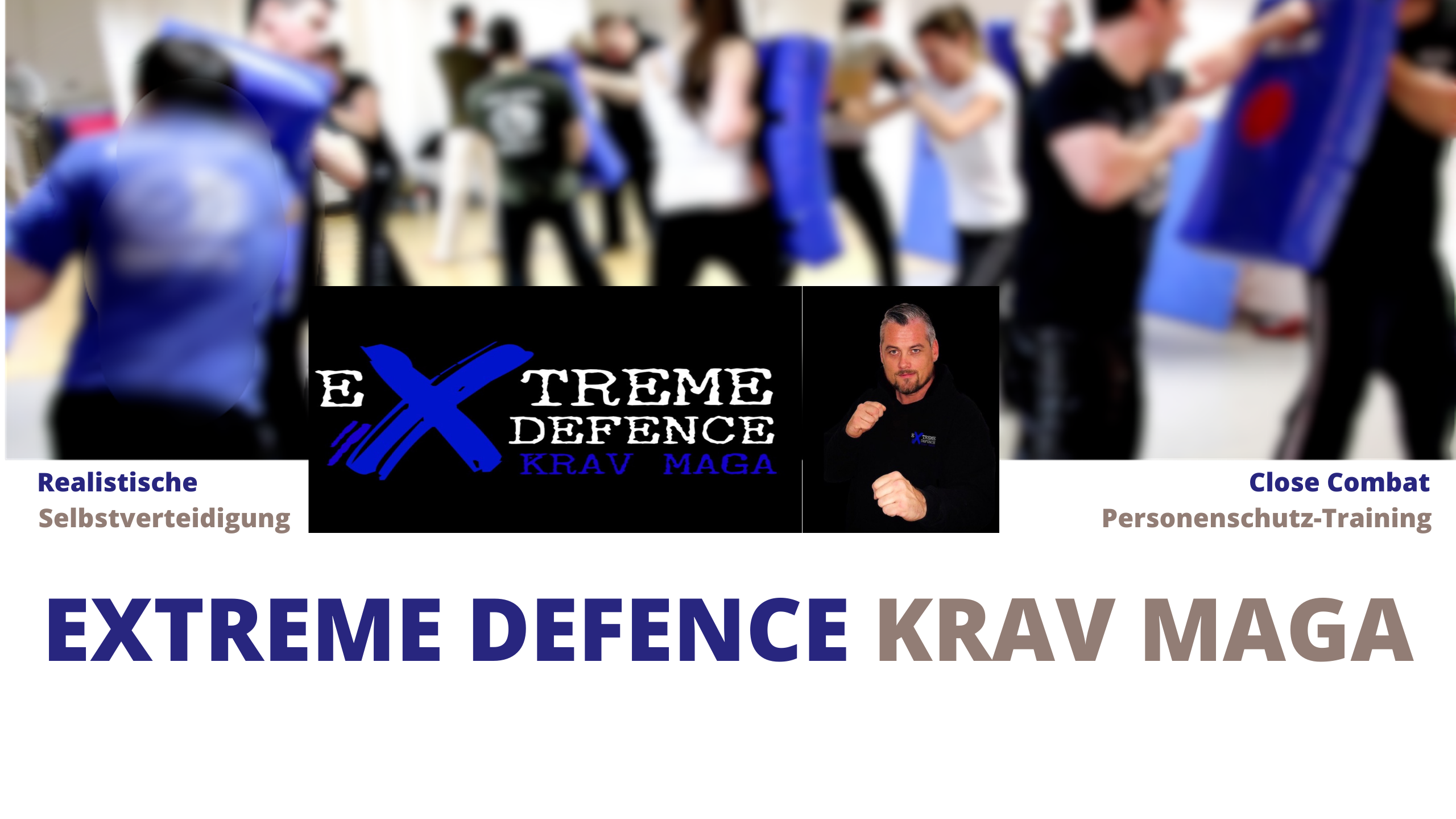 Extreme Defence Krav Maga